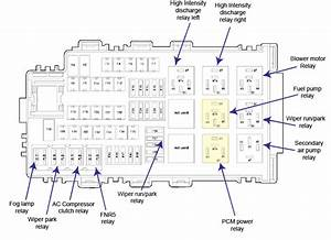 2012 Ford Fusion Fuse Box Diagrams Diagram Base Website
