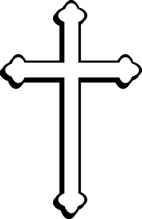 Roman Catholic Cross Free download on ClipArtMag