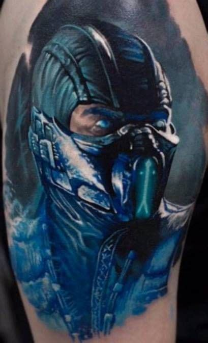 #subzero Mortal Kombat #tattoo  Tattoos Pinterest