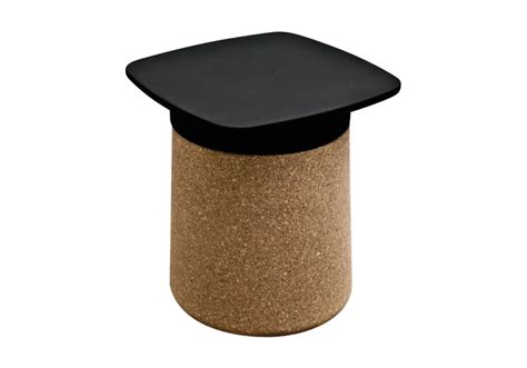 top hat table l degree coffee table with hat kristalia milia shop