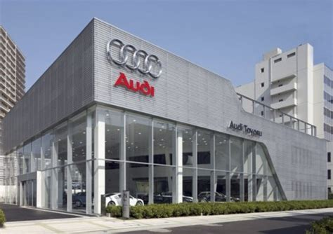 audi dealership 200 audi chinese dealerships by 2013 autoevolution
