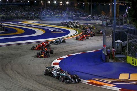 Eifel grand prix 11 aug. F1 Singapore 2019 Guide: Races, Activities & Concert Acts ...