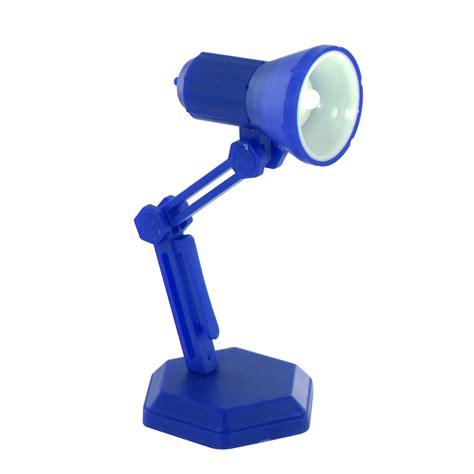 2 In 1 Mini Led Book Desk Lamp Light Clip Novelty Table