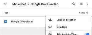 Google Drive  S U00e5 Jobbar Du Smartare Tillsammans Med Andra