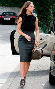 Pencil Skirts are No More a Work Staple