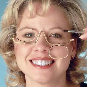 Magnifying Makeup Glasses - Magnification Glasses - Walter