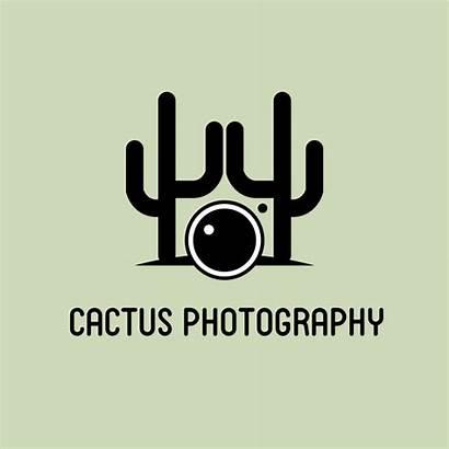 Logos Cactus Identities Designs