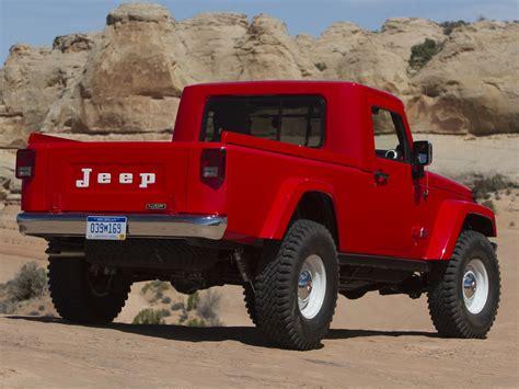 report  jeep prepping grand wagoneer  pickup
