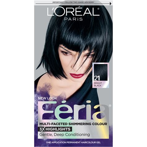 feria hair color purple loreal feria shimmering permanent hair color ebay