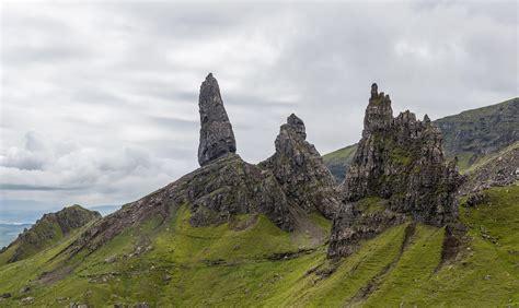 HD Beautiful Nature Image of Trotternish Peninsula Isle of ...