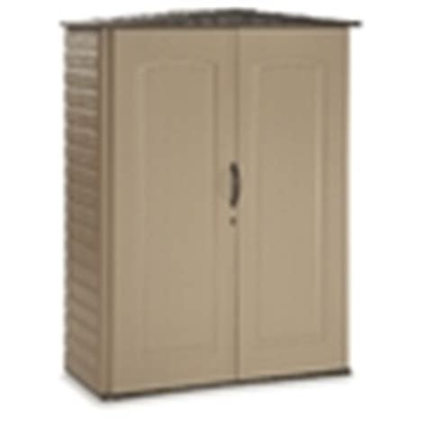 Rubbermaid Roughneck Storage Shed Accessories by Shop Rubbermaid Roughneck Gable Storage Shed Common 5 Ft