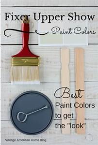 Best Decor Hacks : Fixer Upper Paint Colors. Name of Paint ...