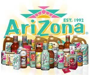 Drink AriZona: le 100% naturel à l'Américaine | foodsandtrends