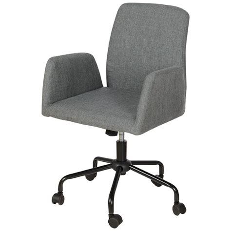 Chaise De Bureau Grise  Maison Design Wibliacom