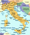 Travel in Italy - Popular Italian destinations