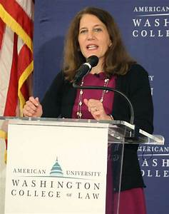 Former HHS Secretary Sylvia Burwell Speaks At American ...