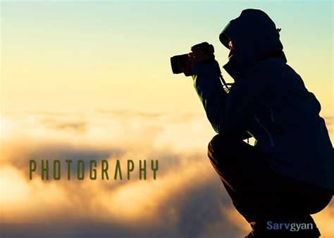 Photography Courses In India Choose A Creative Career
