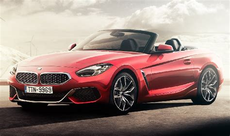 2019 Bmw Z4 Coupe  Specs, Engine Options And Release Date