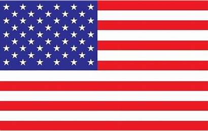 Flag American Usa Vector States United Clip