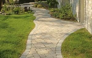 crescent dc stone walkways in va md and dc With faire une allee de jardin pas cher