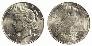 1924 S Peace Silver Dollar Coin Value Prices Photos Info