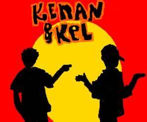 Kenan and Kel (drawing by lulu3664)