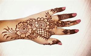 Most Attractive New Back Hand Mehndi Designs ...