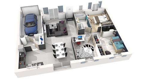 3d maison a etage avec po161 plan 3d s1 et keyword 13 1250x703px