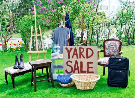 Garage Sales by Garage Sale Tips 10 Ways To Score Big Bob Vila