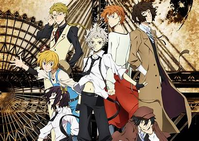 Stray Dogs Wallpapers Bungo Bungou