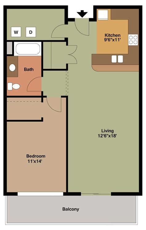 floor plans 1 bedroom apartment floor plans archives the overlook on