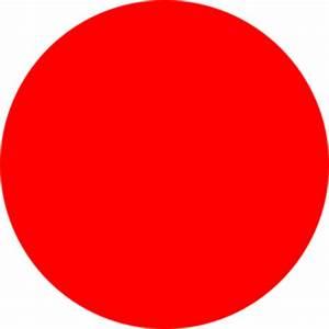 Lightred Dot Clip Art at Clker.com - vector clip art ...