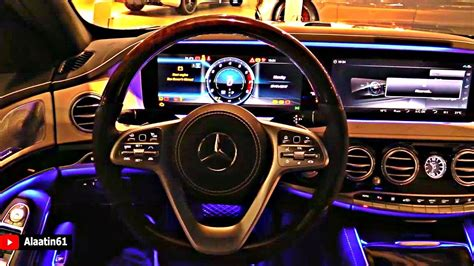 mercedes  klasse  interior