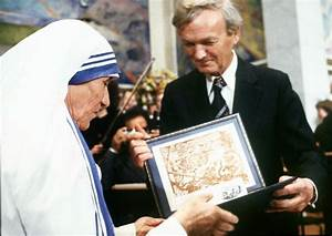 What did Mother Teresa do to become a saint? - BT
