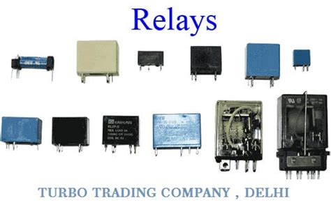 Relays ( All Types ) Wholesaler From New Delhi