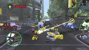LEGO Marvel Superheroes Shocker Free Roam Gameplay - YouTube