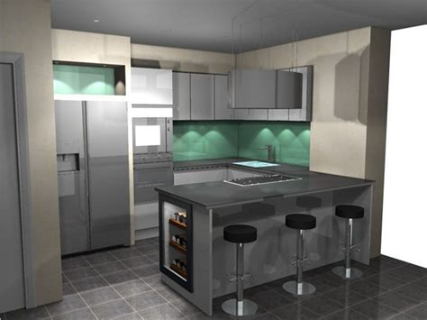 idee cuisine equipee cuisine decoration idee de plan de travail pour cuisine