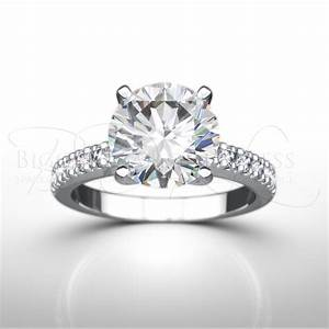 3 carat diamond wedding ring set tags diamond gold With big diamond wedding ring sets