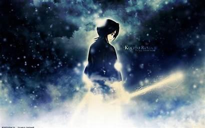 Rukia Wallpapers Bleach Kuchiki Background Anime Cool
