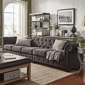 9, Top, Rustic, Farmhouse, Living, Room, Decor, Ideas, For, Your, Home, Livingroomideas, U2026