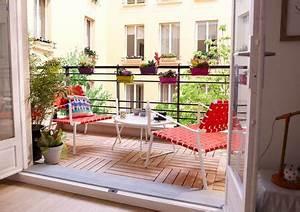 Petit Salon Cosy : meuble petite terrasse balcon fauteuil chaise et table d 39 ext rieur d co c t maison ~ Melissatoandfro.com Idées de Décoration