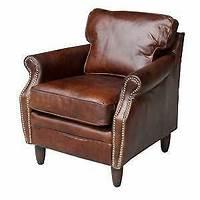 small leather club chair Leather Club Chair | eBay