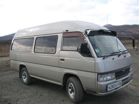 nissan caravan used 2000 nissan caravan photos 3200cc diesel manual