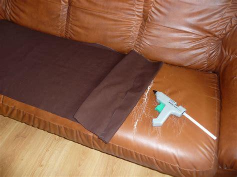 comment reparer un canape