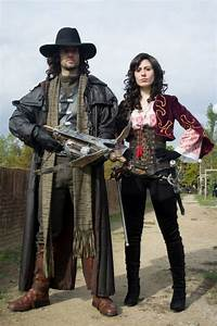 Cosplay as Anna Valerious, and maybe get the BF to cosplay ...