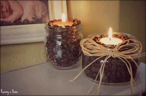 How long can you store coffee beans? costco tea light candles - Google Search   Coffee theme, Coffee bean candle, Candle decor