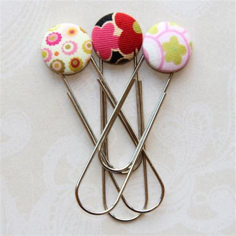 christmas gift for workmates floral set of 3 paper clip bookmarks gift ideas for workmates gifts office