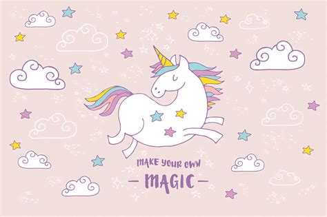 Pink Unicorn Wallpapers Top Free Pink Unicorn