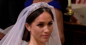 All About Meghan Markle's Royal Wedding Tiara PEOPLE com