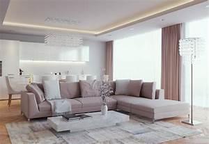ideen zum wohnzimmer einrichten in neutralen farben With wohnzimmer einrichtungs ideen